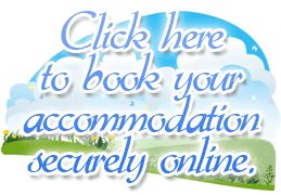Book your accommodation securely online.