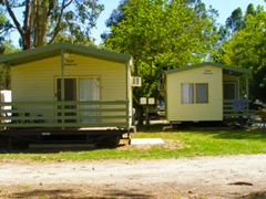 Some of our cabins